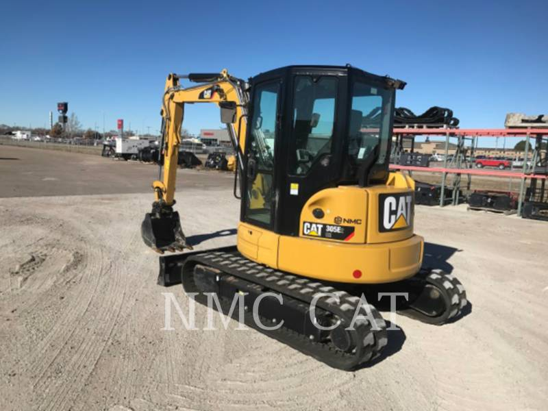 CATERPILLAR EXCAVADORAS DE CADENAS 305E2CR equipment  photo 2