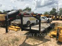 TOWMASTER REMORQUES T-12D 16 equipment  photo 3