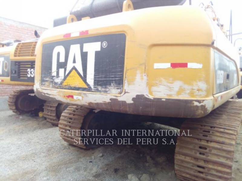 Caterpillar EXCAVATOARE PE ŞENILE 336 D L ME equipment  photo 3