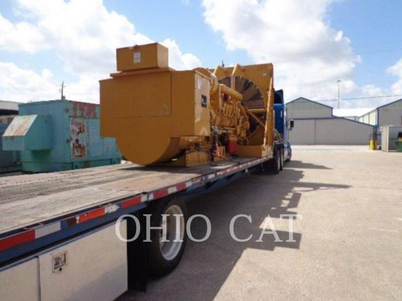 CATERPILLAR STATIONARY - DIESEL 3516B equipment  photo 3