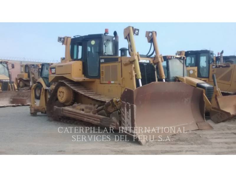 Caterpillar TRACTOARE CU ŞENILE D7RII equipment  photo 1