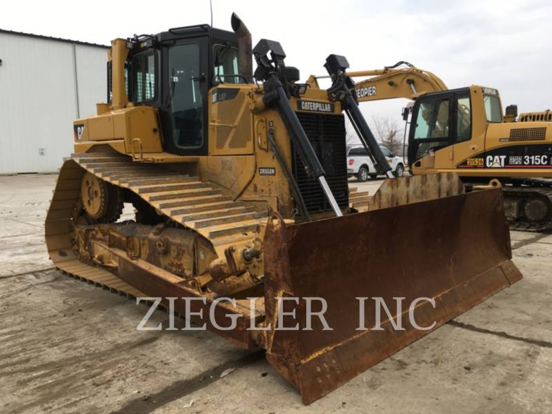 CATERPILLAR MINING TRACK TYPE TRACTOR D6TLGP equipment  photo 1