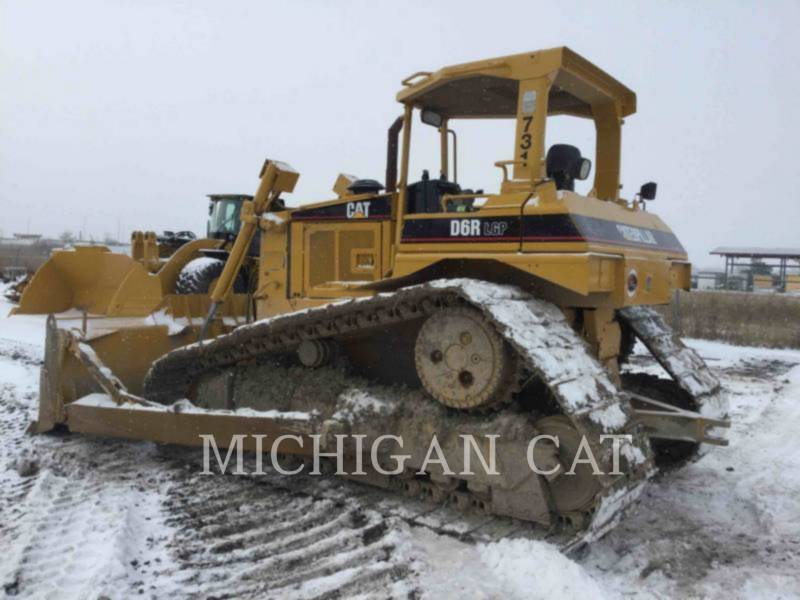 CATERPILLAR TRACTEURS SUR CHAINES D6RL equipment  photo 4