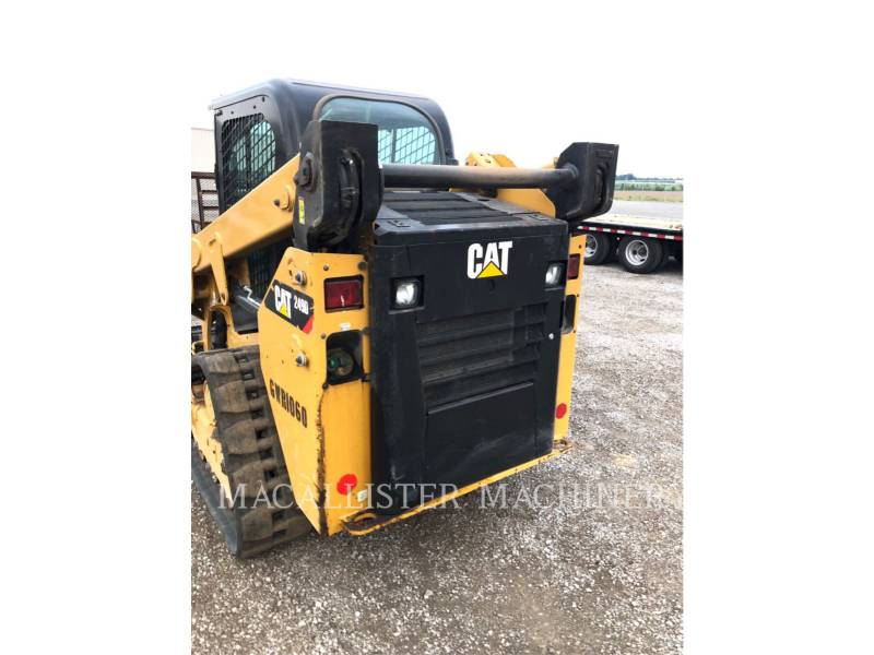 CATERPILLAR CHARGEURS TOUT TERRAIN 249D equipment  photo 4