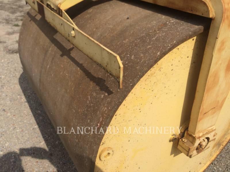 BOMAG VIBRATORY SINGLE DRUM SMOOTH BW11AS equipment  photo 7