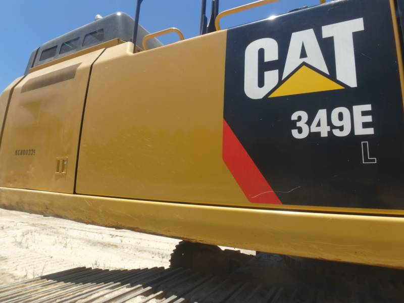 CATERPILLAR TRACK EXCAVATORS 349ELVG equipment  photo 10