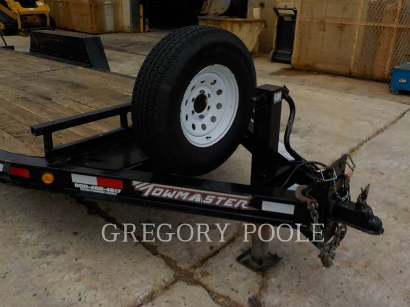 TOWMASTER TRAILERS TC-9D equipment  photo 4