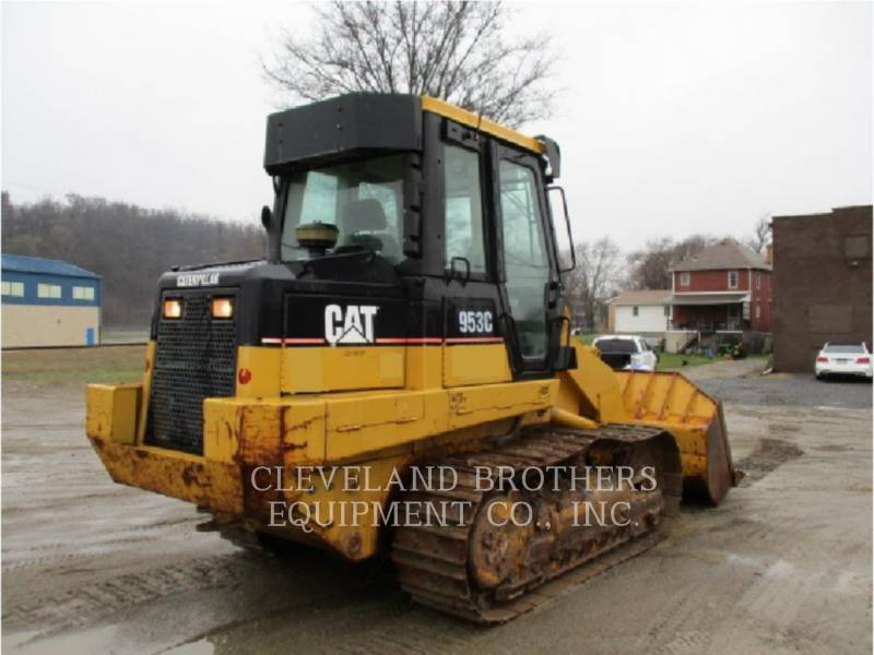 CATERPILLAR KETTENLADER 953C equipment  photo 4