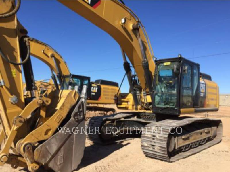 CATERPILLAR PELLES SUR CHAINES 336FL THB equipment  photo 1