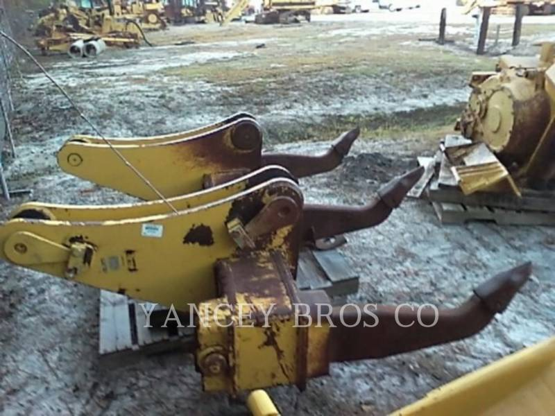 CATERPILLAR NARZ. ROB. - ZRYWARKA DYSKOWA D7R MS RIPPER equipment  photo 1
