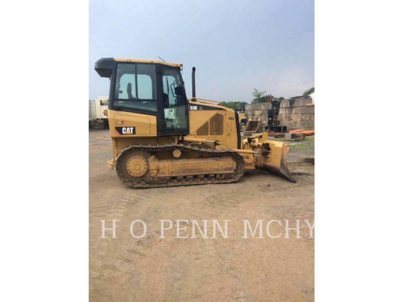 CATERPILLAR TRACTORES DE CADENAS D 3 K XL equipment  photo 5