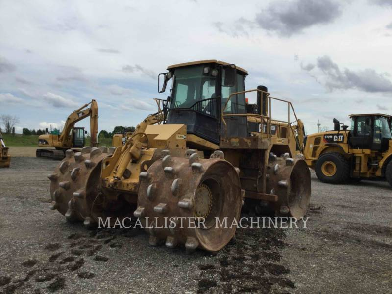 CATERPILLAR COMPACTORS 826H equipment  photo 1