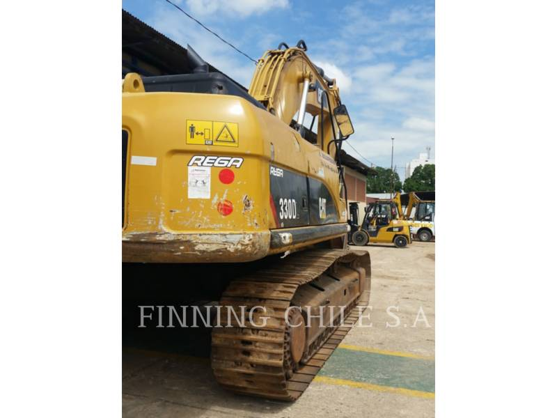 CATERPILLAR EXCAVADORAS DE CADENAS 330DL equipment  photo 8