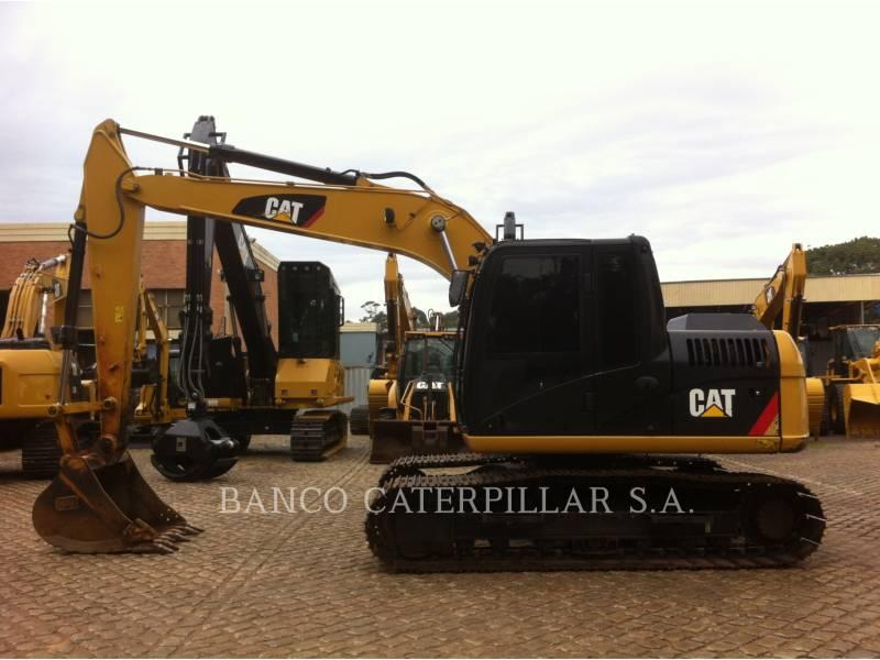 CATERPILLAR TRACK EXCAVATORS 312D2L equipment  photo 3
