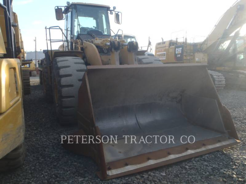 CATERPILLAR WHEEL LOADERS/INTEGRATED TOOLCARRIERS 980GII equipment  photo 4
