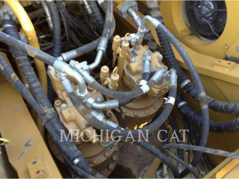 CATERPILLAR EXCAVADORAS DE CADENAS 349EL Q equipment  photo 17