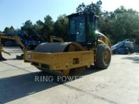 Equipment photo CATERPILLAR CS66BCAB VIBRATORY DOUBLE DRUM ASPHALT 1