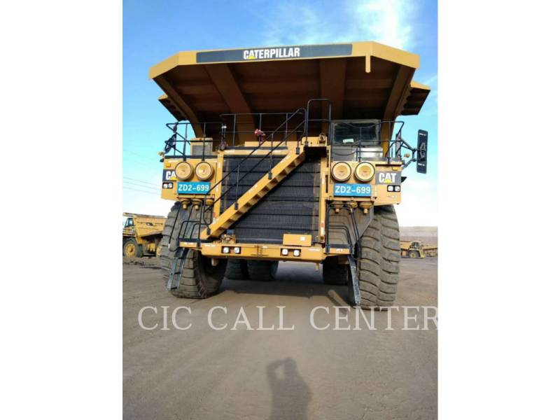 CATERPILLAR OFF HIGHWAY TRUCKS 793D equipment  photo 2