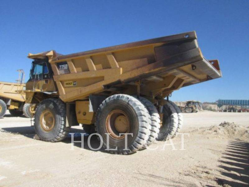 CATERPILLAR OFF HIGHWAY TRUCKS 775D equipment  photo 4