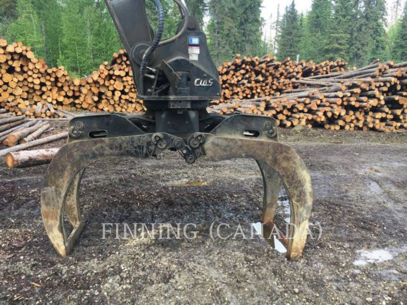 JOHN DEERE 木材装载机 2454D equipment  photo 5