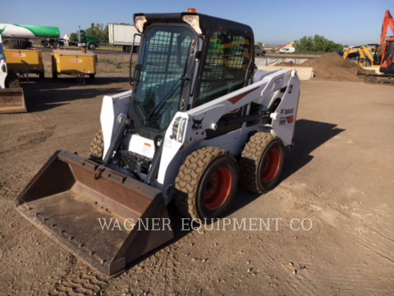 BOBCAT KOMPAKTLADER S550 equipment  photo 1