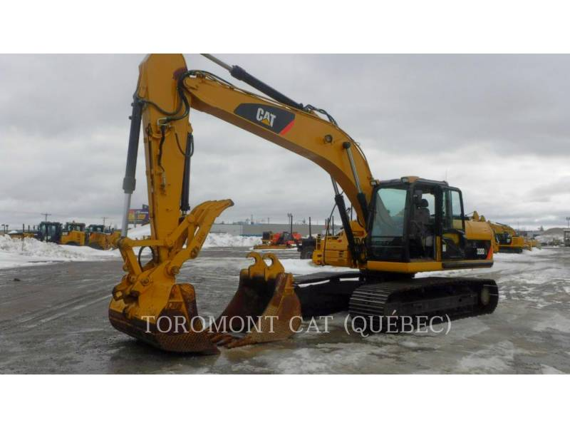 CATERPILLAR KETTEN-HYDRAULIKBAGGER 320DL equipment  photo 1