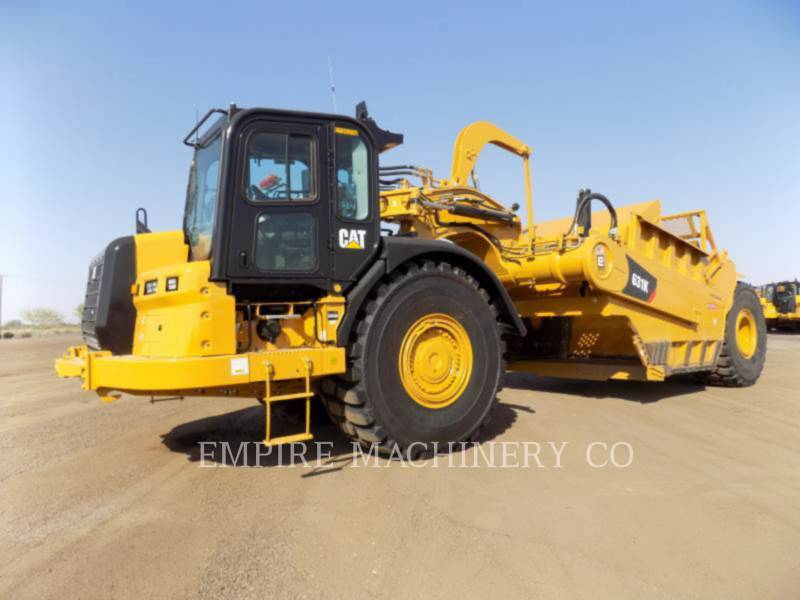 CATERPILLAR MOTOESCREPAS 631K equipment  photo 4
