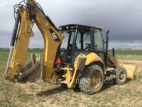 CATERPILLAR BACKHOE LOADERS 420F 4WDE equipment  photo 3