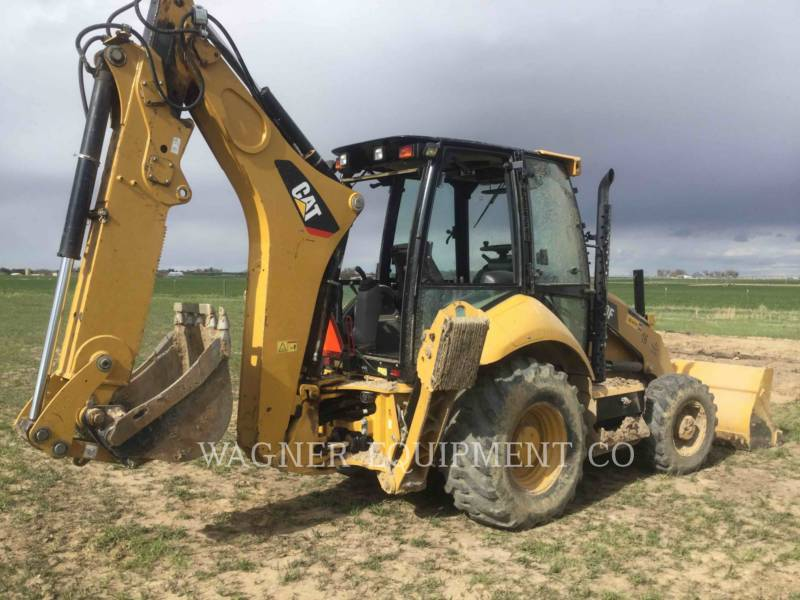 CATERPILLAR RETROESCAVADEIRAS 420F 4WDE equipment  photo 3