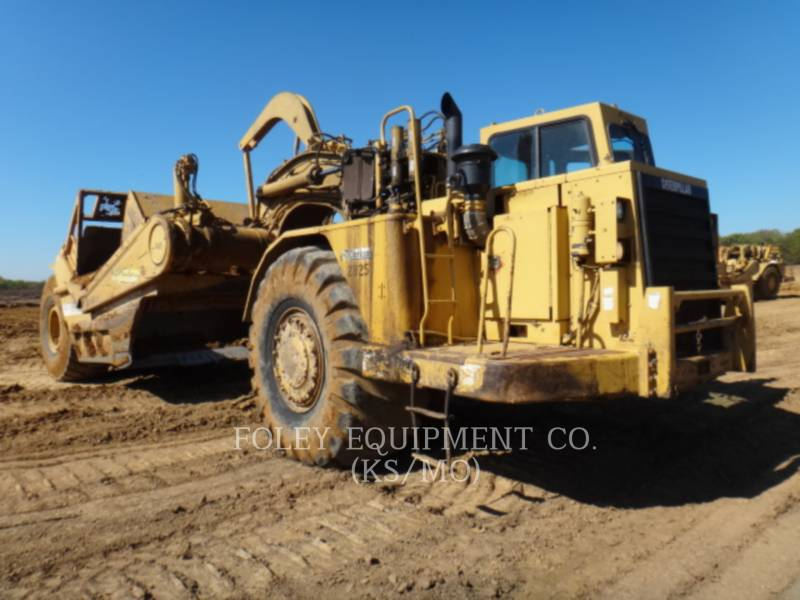 CATERPILLAR MOTOESCREPAS 631EII equipment  photo 2
