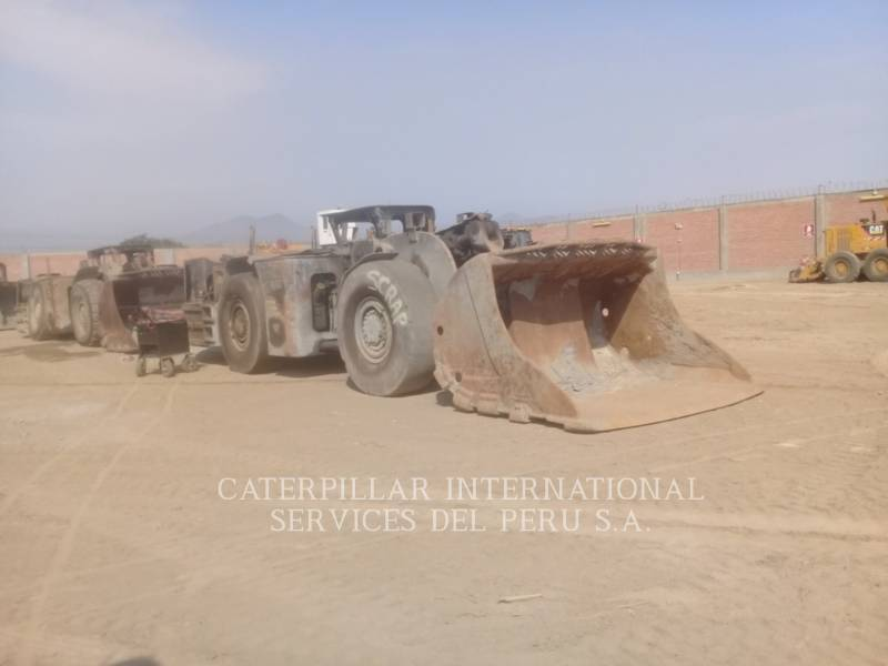 CATERPILLAR CARGADOR PARA MINERÍA SUBTERRÁNEA R 1600 H equipment  photo 1