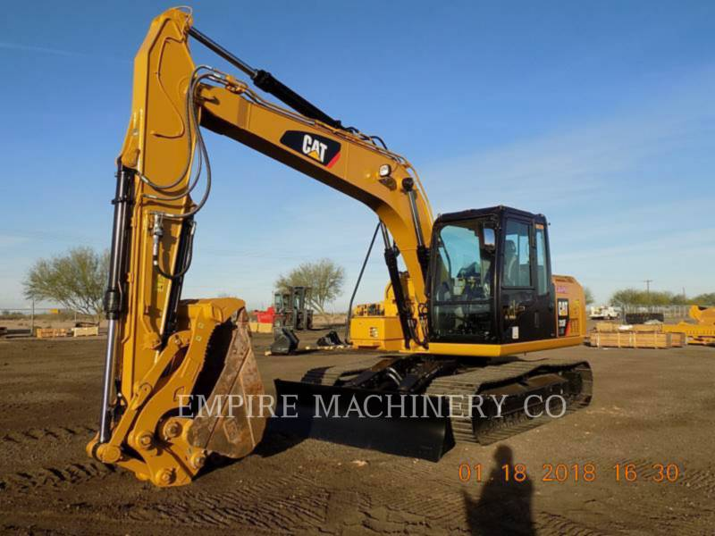 CATERPILLAR TRACK EXCAVATORS 313FL GC P equipment  photo 4