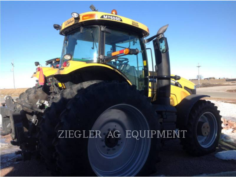 AGCO-CHALLENGER AG TRACTORS MT655D equipment  photo 16