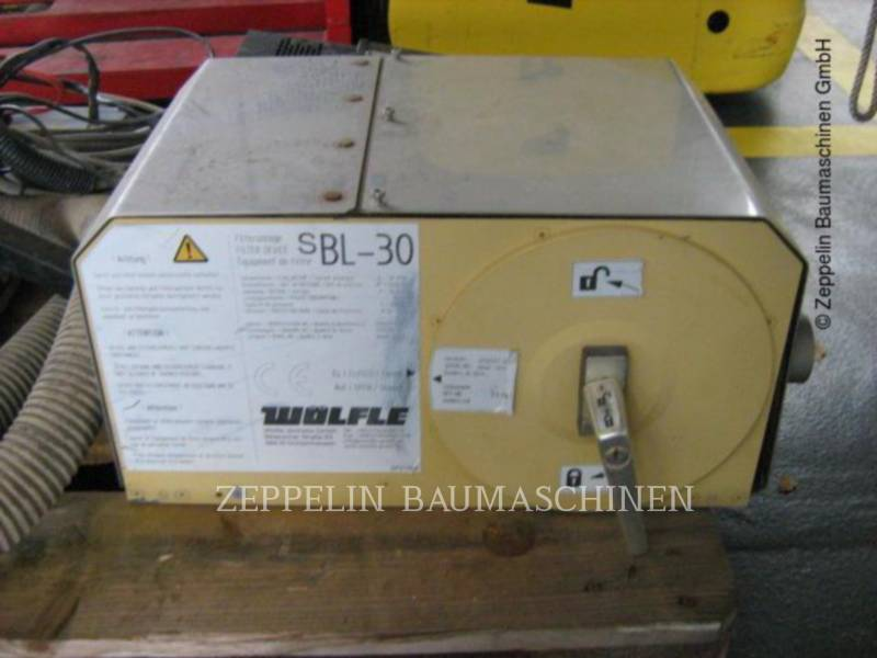 OTHER MISCELLANEOUS / OTHER EQUIPMENT SBA equipment  photo 1