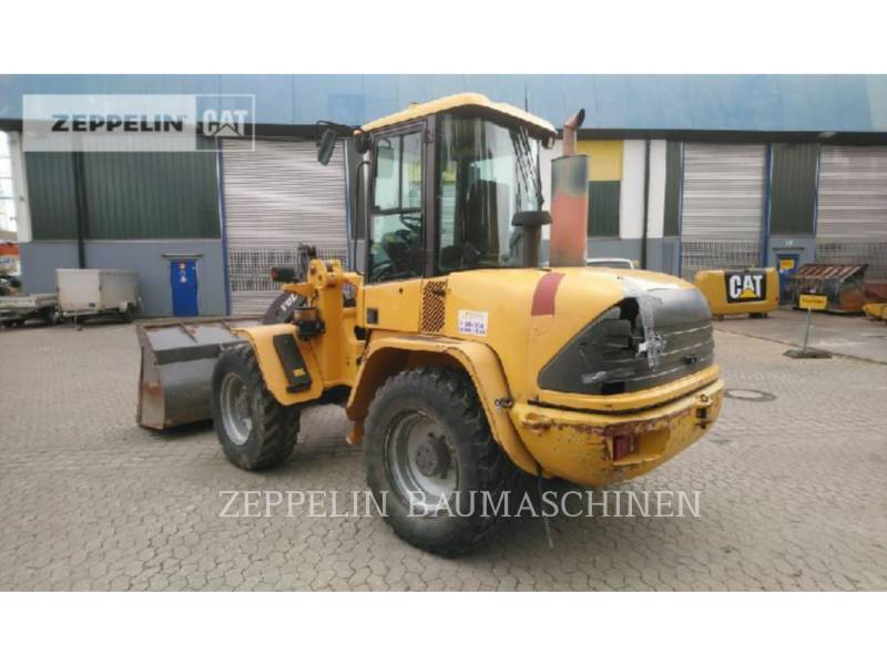 VOLVO CONSTRUCTION EQUIPMENT WHEEL LOADERS/INTEGRATED TOOLCARRIERS L40TP equipment  photo 4