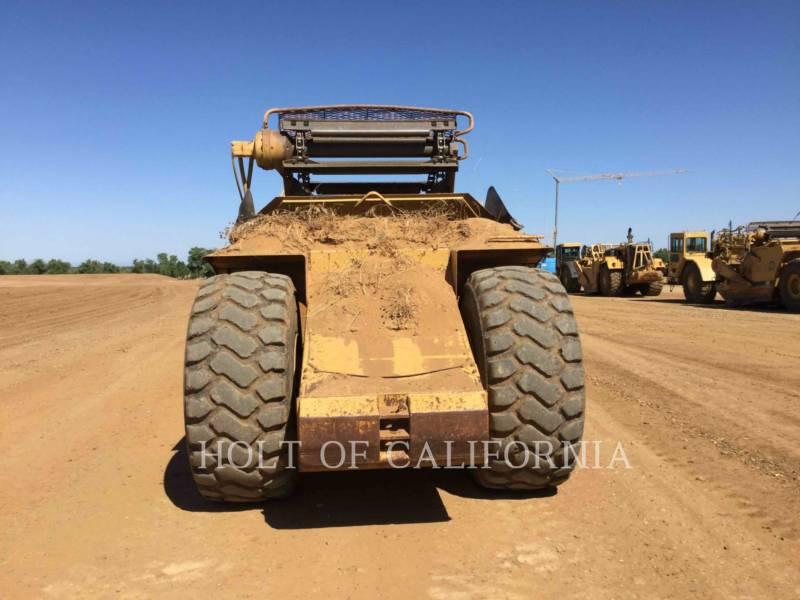 CATERPILLAR MOTOESCREPAS 615CII equipment  photo 5