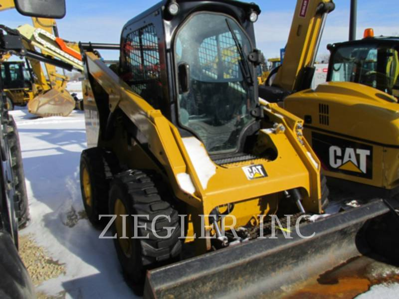 CATERPILLAR KOMPAKTLADER 262DS equipment  photo 5