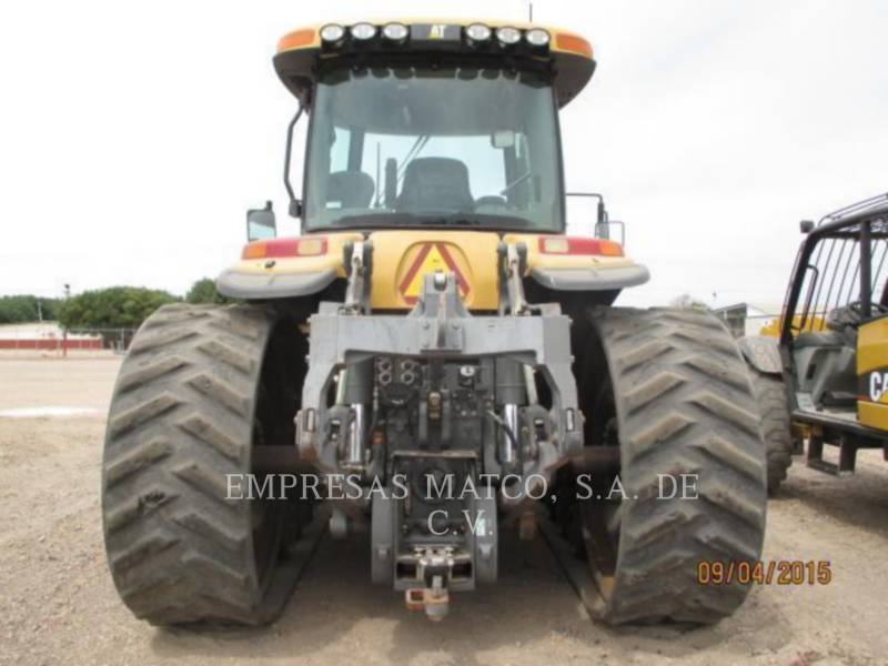 AGCO-CHALLENGER TRACTEURS AGRICOLES MT755B equipment  photo 4