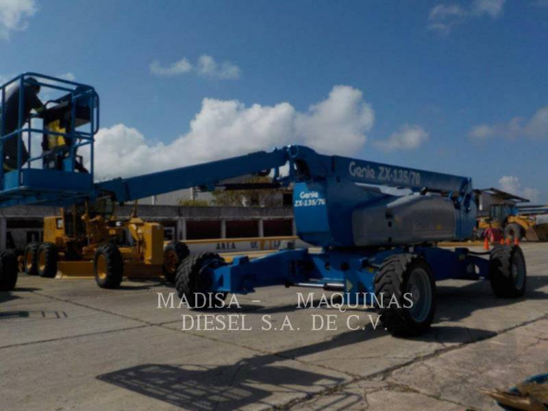 GENIE INDUSTRIES リフト - ブーム Z135 equipment  photo 6