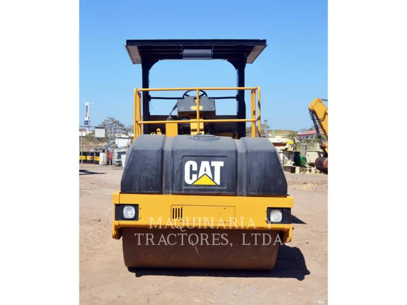 CATERPILLAR TANDEMOWY WALEC WIBRACYJNY DO ASFALTU (STAL-STAL) CB-534C equipment  photo 2