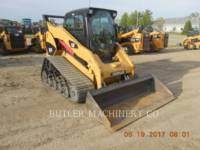 CATERPILLAR SKID STEER LOADERS 287 C equipment  photo 2