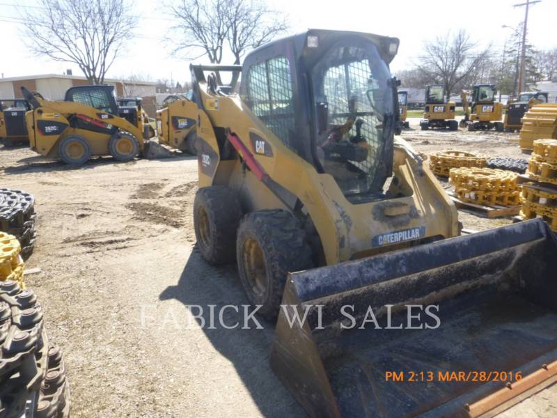 CATERPILLAR CHARGEURS COMPACTS RIGIDES 262C2 equipment  photo 2
