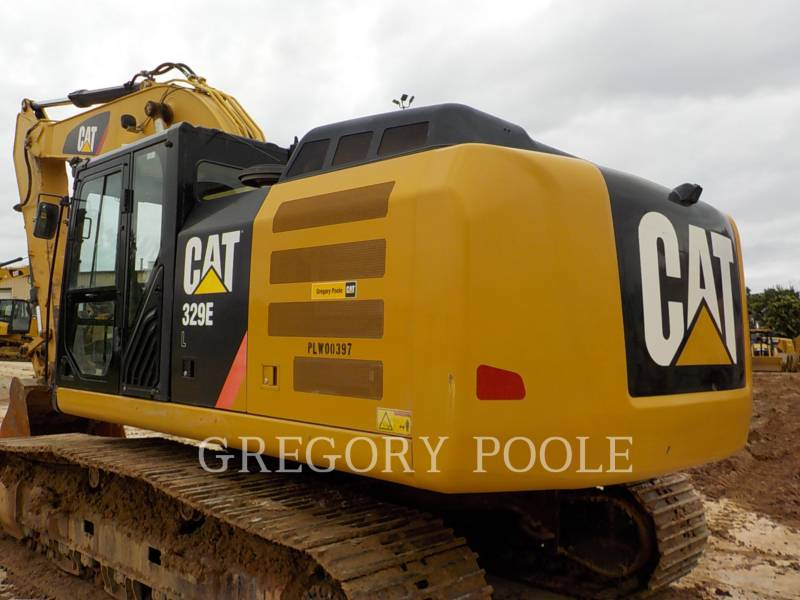 CATERPILLAR ESCAVADEIRAS 329E L equipment  photo 8
