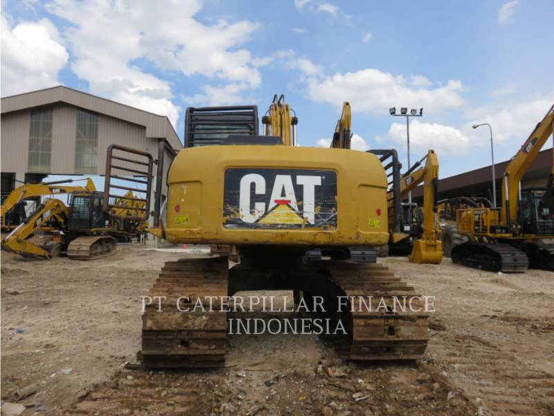 CATERPILLAR ESCAVATORI CINGOLATI 313D2LGP equipment  photo 3