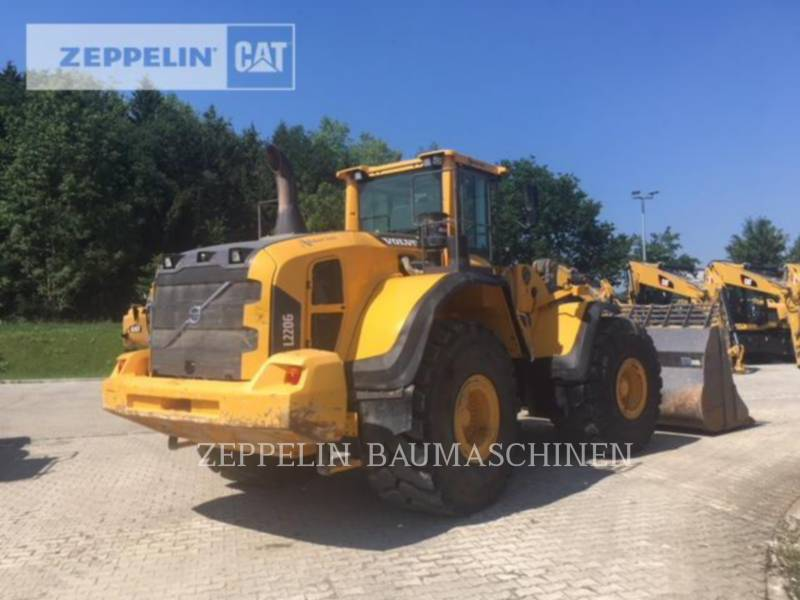 VOLVO CONSTRUCTION EQUIPMENT WHEEL LOADERS/INTEGRATED TOOLCARRIERS L220 equipment  photo 5