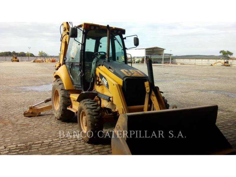 CAT TRADE-IN BAGGERLADER 416E equipment  photo 1