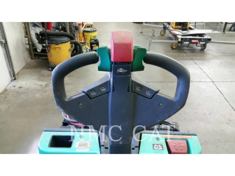 MITSUBISHI FORKLIFTS FORKLIFTS PW23_MT equipment  photo 3