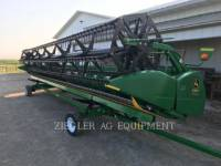 Equipment photo DEERE & CO. 630F COLHEITADEIRA 1
