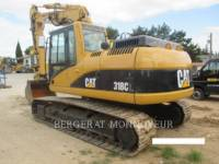 CATERPILLAR PELLES SUR CHAINES 318C equipment  photo 1