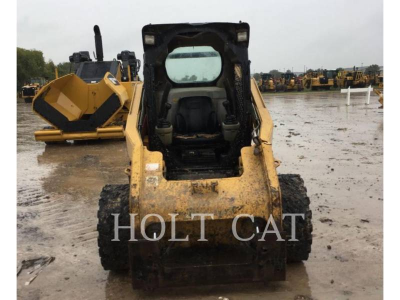 CATERPILLAR SCHRANKLADERS 272C equipment  photo 3